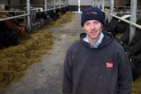Barry and Philip Meek (dairy)