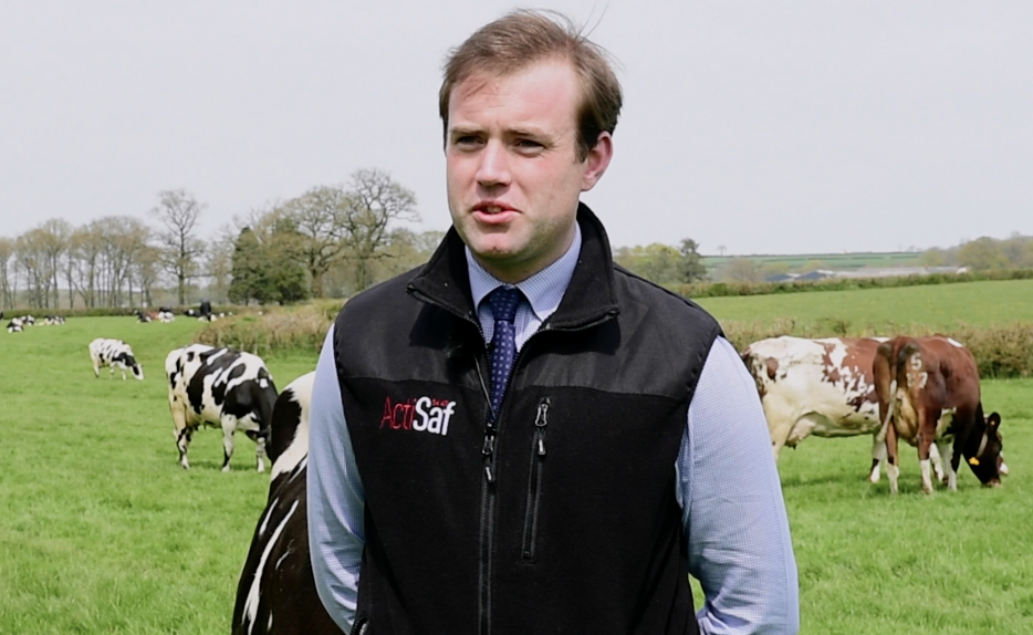Video: Managing sub-acute rumen acidosis at grass